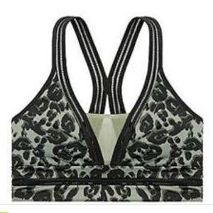 Victoria's Secret Sport leopard print bra NWOT